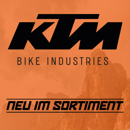 KTM - Neu im Sortiment