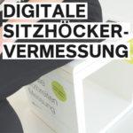 Digitale Sitzhöcker-Vermessung mit dem Ergon TS1