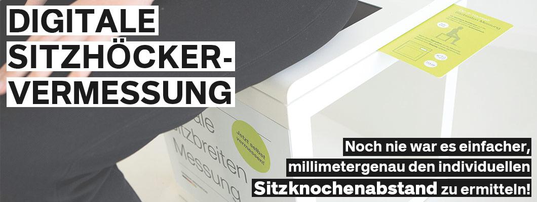Digitale Sitzhoecker-Vermessung
